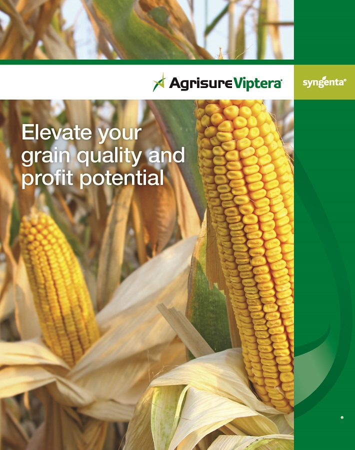 Agrisure Viptera Grain Quality Sell Sheet