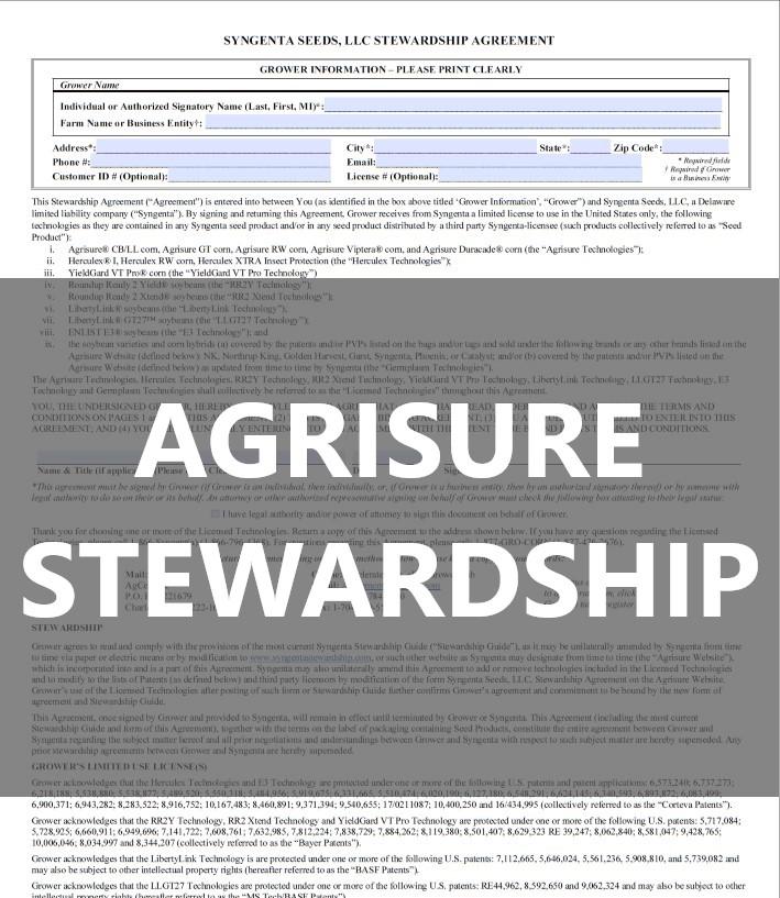 Greenleaf Genetics Stewardship Syngenta Us